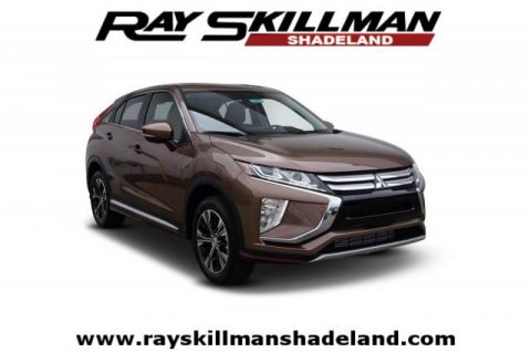 New 2018 Mitsubishi Eclipse Cross 1.5 SEL