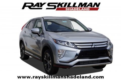 New 2018 Mitsubishi Eclipse Cross 1.5 SE