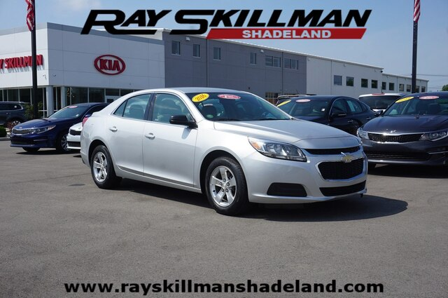 Pre-Owned 2016 Chevrolet Malibu Limited LS w/1LS
