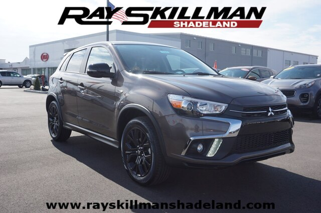 New 2019 Mitsubishi Outlander Sport 2.0 SP