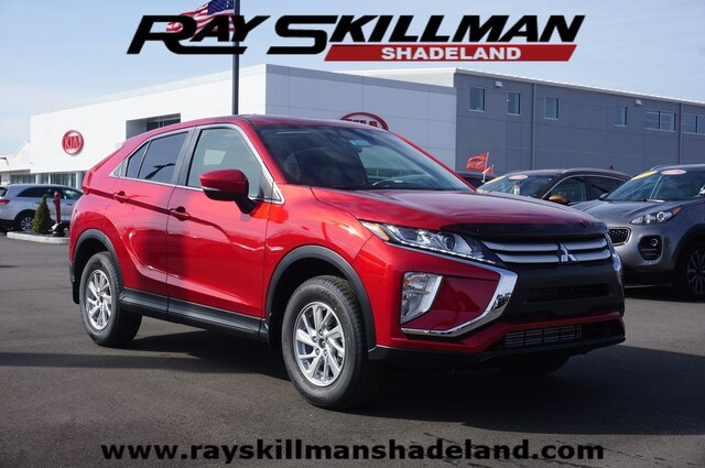 New 2019 Mitsubishi Eclipse Cross 1.5 ES