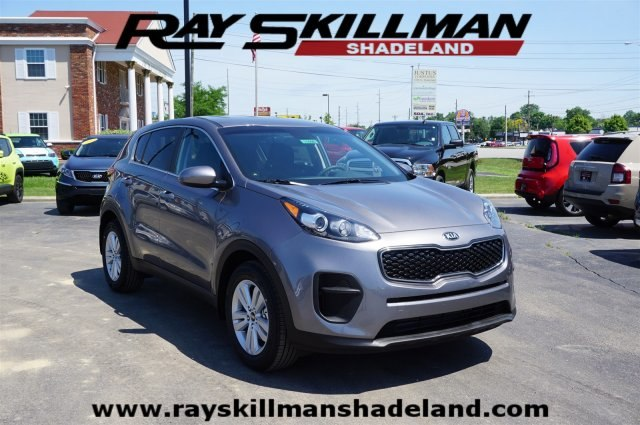Wonderful New 2018 Kia Sportage LX